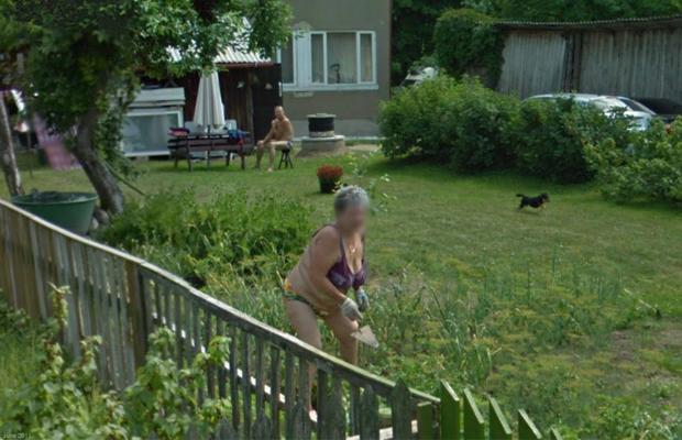 gardener granny