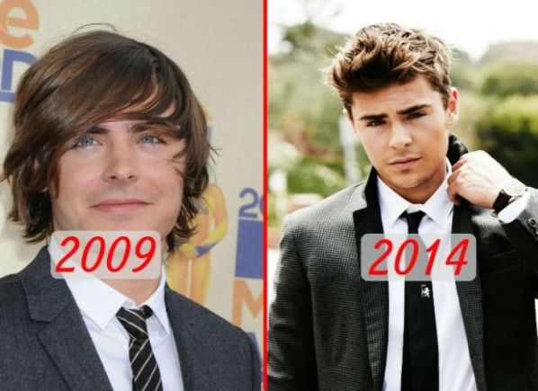 Top 5 Most Shocking Celebrity Body Transformations ...