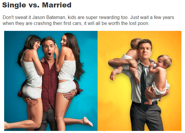 Single Life Vs Married Life-Depicted Hilariously In These