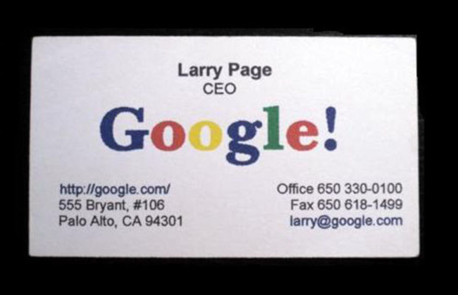 12 amazing business cards of world famous personalities 5 is superb apple co founder definitely loves metal colourmoves