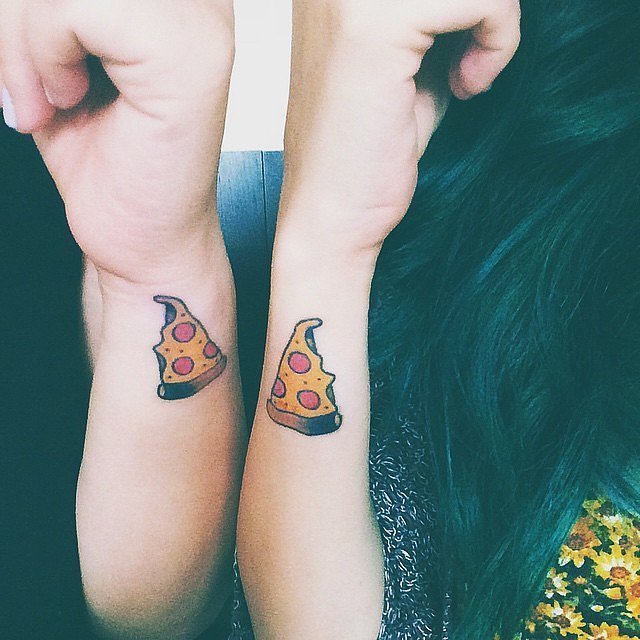 The Cutest and Most Beautiful Sister Tattoos You\'ve Ever Seen