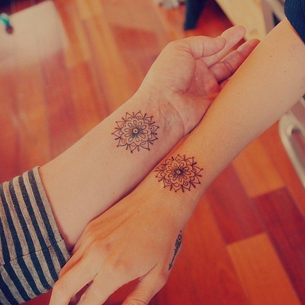 Awesome Meaningful Sister Tattoos Contemporary - Styles & Ideas 2018 ...