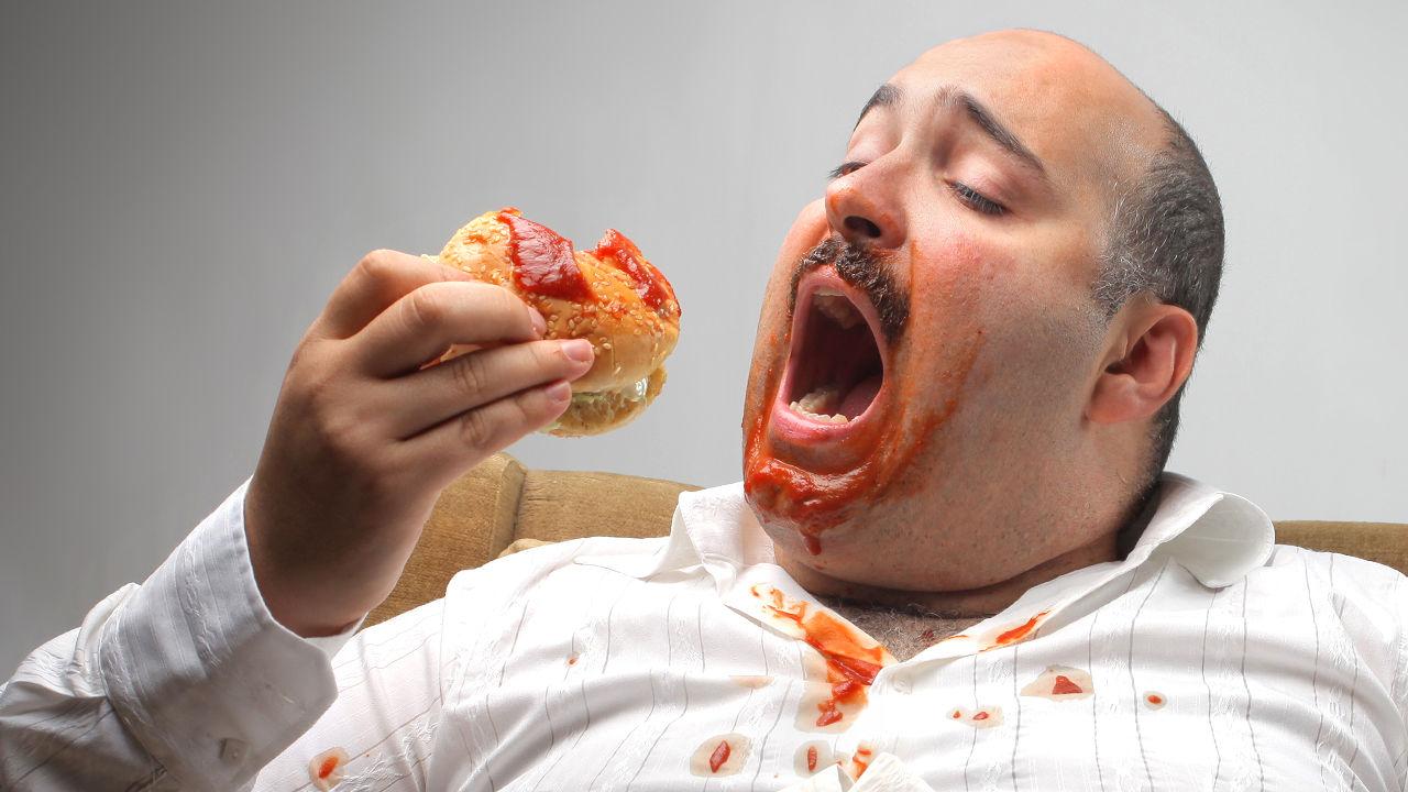 men vs women eating habits