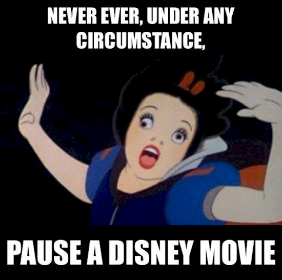10 most paused movies disney paused moments