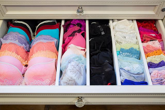 Ящики для белья в шкаф