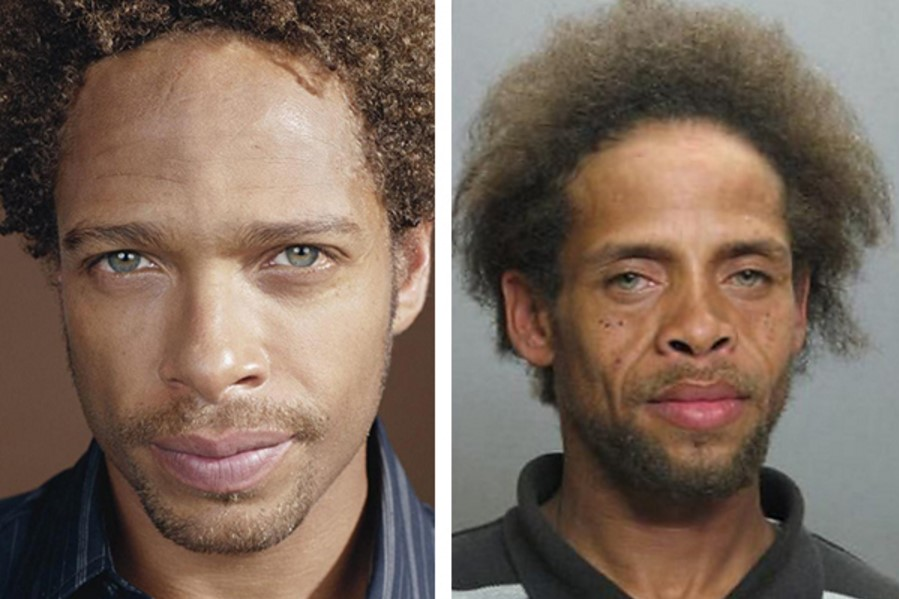 Drugs Vs. Celebs... Before and After