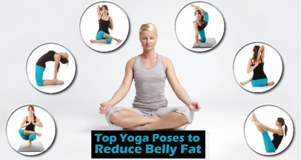 Top 10 Yoga Asanas To Reduce Abdomen Fat And Have A Toned Belly