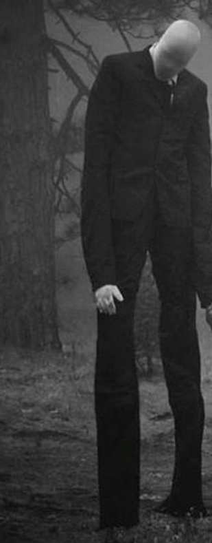 Slender Man 25 Horrifying Urban Legends That Will Keep You Up