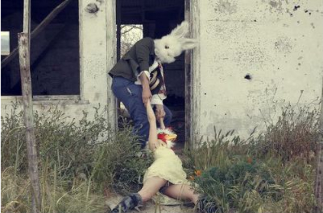 The Bunny Man Copy Cat? 25 Horrifying Urban Legends That Will Keep You Up