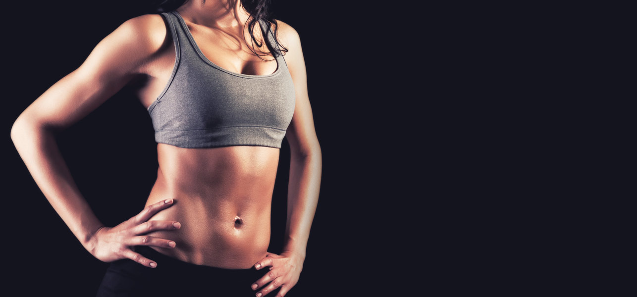 Simple ways to get a flat tummy in just one month