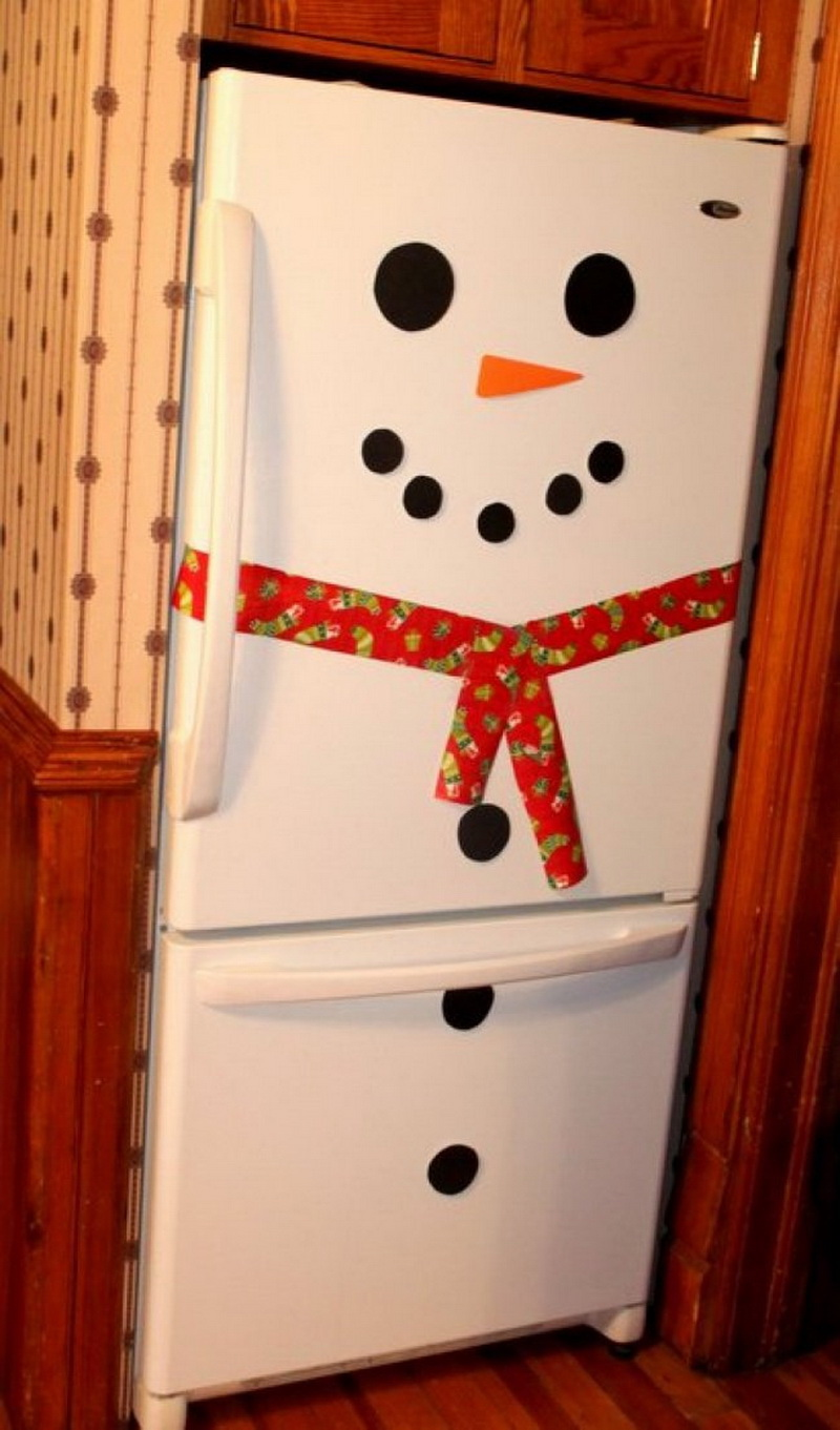 Что можно сделать из холодильника своими руками фото
