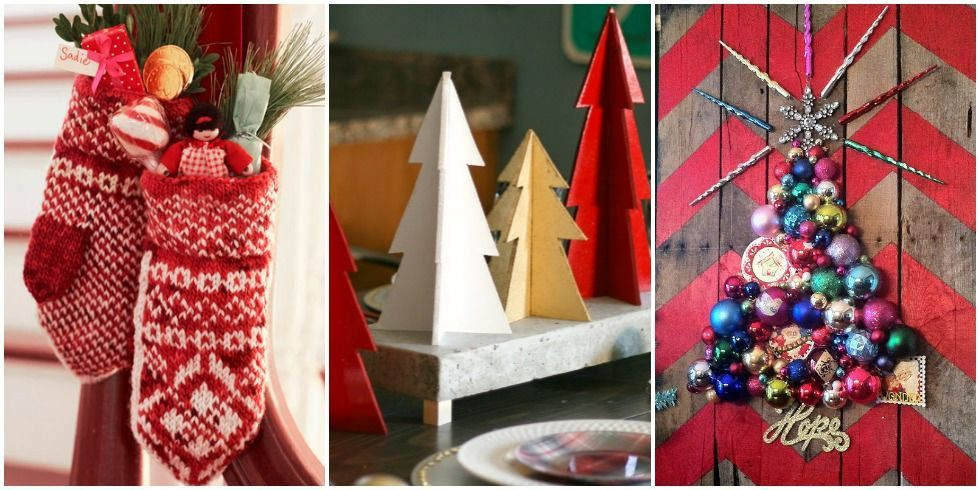 15 creative diy christmas decorations videos for Decorations noel a fabriquer