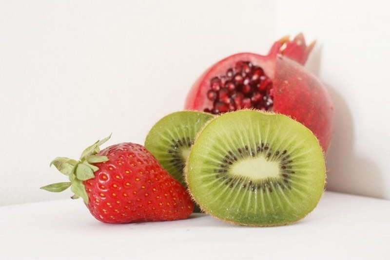Kiwi & Strawberry Face Pack