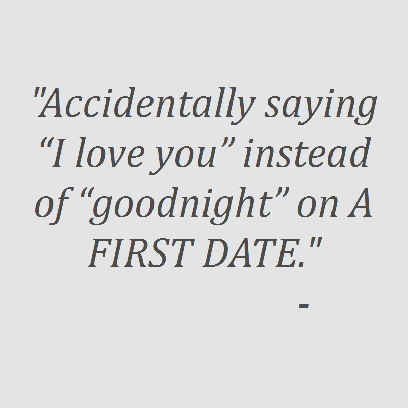 15 of the biggest dating fails