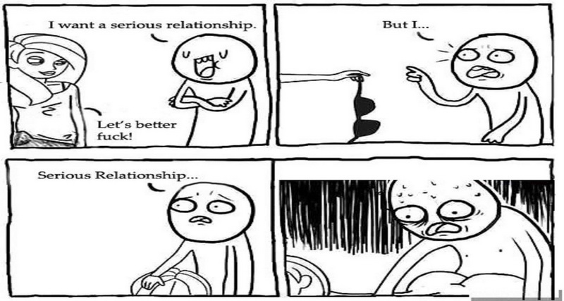 what guys really want in a relationship