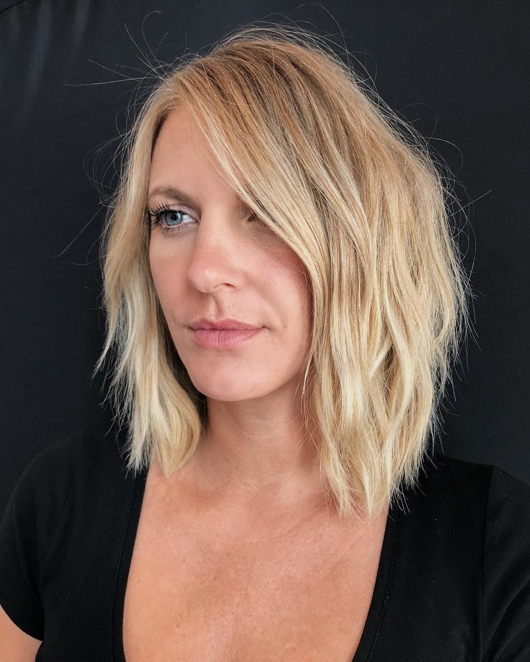 Medium Length Hairstyles For Women New And Trending Ideas